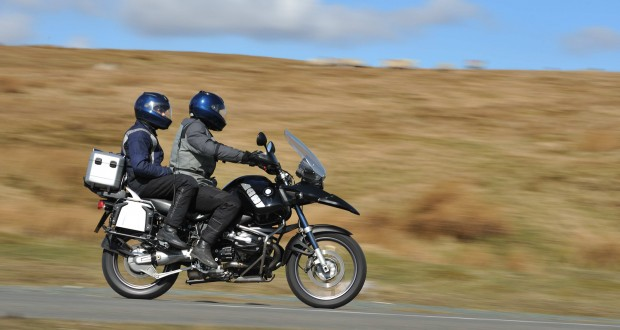 Motorcycle Touring Passenger