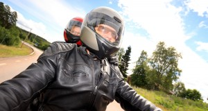 Motorcycle hearing protection